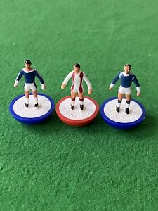 SUBBUTEO ZOMBIE SPARE PLAYERS (x3).REFs.192,197,248,LEICESTER,ORIENT AND EVERTON