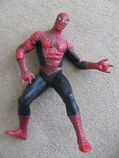 "2002 Marvel 11"" SPIDERMAN The Movie Action Figure 8 Points Articulation     CET"