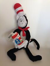 Play Along Plush 2003 Dr Seuss Cat In The Hat Small Movie Stuffed Toy Collector