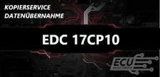 SERVICE / Datenübernahme Kopierservice EDC17CP10 Mercedes Dogde Clone / Klonen