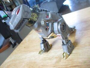 Vintage Transformers G1 Grimlock Dinobot Autobot Figure Toy 1984 Takara Hasbro