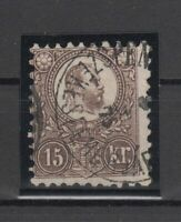 X2382/ HUNGARY – MI # 5a USED SIGNED – CV 355 $