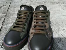 Men Size 12 Moncler Camo Shoes