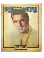Elvis Presley Rolling StoneMagazine September 22 1977 Memorial Issue#248