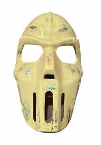 TMNT Casey Jones Plastic Costume Mask Teenage Mutant Ninja Turtles