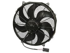 SPAL 30102803 16in High Output (H.O.) Puller Fan; For use w/ 60Amp Fuse @ 13V