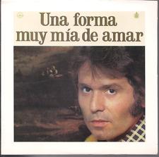 rare POP BALADA CD slip RAPHAEL una forma muy mia de amar TU NOMBRE ME LO CALLO