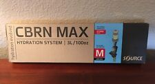 NEW IN BOX CBRN MAX HYDRATION SYSTEM 3L/100 oz