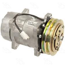 A/C Compressor-New Compressor 4 Seasons 58113