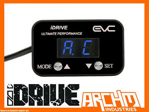IDRIVE BLACK WINDBOOSTER THROTTLE CONTROLLER FOR MAZDA 3 (BM/BN) 2013-2018