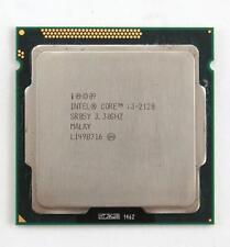 Intel Core i3-2120 SR05Y LGA 1155 Dual Core 3.30GHz 3MB 65W Sandy Bridge CPU