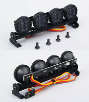 Multi-Function LED Spotlight 5 Modes Light Bar 506W for 1/10 1/8 RC Model Car