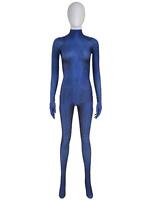 NEW X-men Mystique Costume Spandex 3D Printed Halloween Cosplay Superhero Zentai