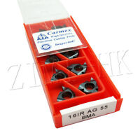 Authentic 5pcs 16ERM 3.00ISO TT9030 thread Inserts carbide inserts High quality