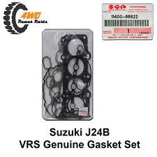 Suzuki J24B VRS Genuine Gasket Set Suits Grand Vitara 2008 - Onwards