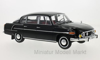 #043 - BoS-Models Tatra 603 - schwarz - 1969 - 1:18