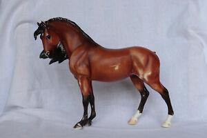 Breyer Padre Body Missing Tail Model Horse Custom Customizer