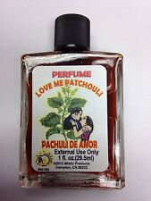 SPIRITUAL MYSTICAL PERFUME 1 FL OZ FOR LOVE ME PATCHOULI (PACHULI DE AMOR)