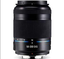 Samsung NX 50-200mm F4-5.6 III ED OIS Zoom lens -Black For NX1 NX30 NX300 NX500