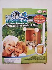 My Spy Birdhouse AS SEEN ON TV BRAND NEW!