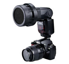 Aufsteck-premute attacco per Nikon Speedlight sb-900, sb-910