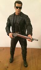 "RARE NECA 12"" TERMINATOR T-800 (PESCADERO ESCAPE )ACTION FIGURE"