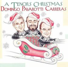 Audio CD - Christmas - Three Tenors' Christmas - Domingo - Pavarotti - Carreras