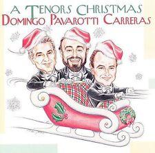 Three Tenors Christmas by The Three Tenors (CD, Sep-1997, Sony Music Distributio