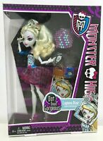 Monster High Lagoona Blue Dot Dead Gorgeous Doll Mattel VGC BNIB