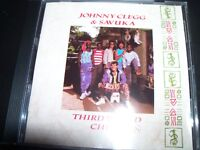 Johnny Clegg & Savuka ‎– Third World Child CD – Like New