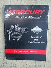 2004 Mercury Marine Smart Craft DTS 10 Pin Engine Connection Service Manual  U
