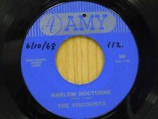 Viscounts 45 Harlem Nocturne bw Dig on Amy