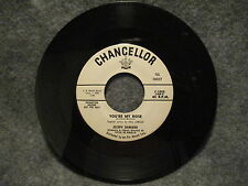 """45 RPM 7"""" Record Joseph Damiano You're My Rose My Peruvian Love Song Promo C1008"""