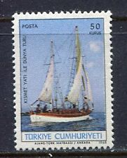 30984). TURKEY 1968 MNH** Round-the-world trip 1v Scott# 1777