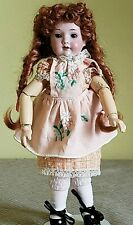 "Antique 9"" Armand Marseille Bisque Head Doll Marked ""A. 11/0 M."""