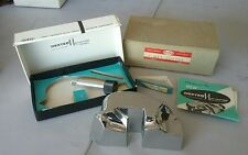 Dexter #3 Mat CUTTER -R.Harrington minty #3 blades in box