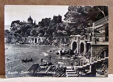 Rapallo - Bagni dell'Excelsior Palace [grande, b/n, viaggiata]