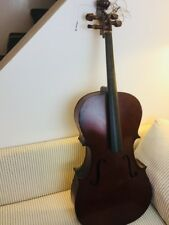 1/2 Cello Used No Case No Bow No Reserve Cello