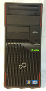 Fujitsu ESPRIMO P900 Intel Core i5-2400 CPU @3.10 GHz 4GB RAM 500GB HDD