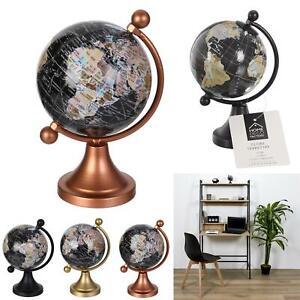 Globe Terrestre - Petit format - 14,5 cm - HOME DECO FACTORY - Couleur aléatoire