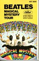 The Beatles Magical Mystery Tour 1978 Cassette Tape Album Classic Hard Rock Roll