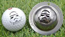 StarWars Stormtrooper Golf Ball Custom Marker Stainless-Steel