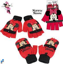 Premium Disney Minnie Mouse Kinderhandschuhe Winterhandschuhe Handschuhe NEU