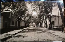 MORELIA, Michoacán, MEXICO, Chavez Ruiz Photo Post Card CALZADA MADERA, Street
