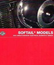 2008 Harley Davidson SOFTAIL Models Electrical Diagnostic Wiring Service Manual