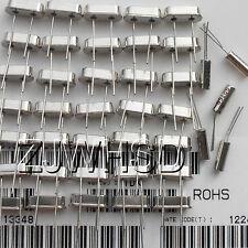 (32.768K-25MHz) 60pcs 12value Crystal Resonators Oscillator Assorted Kit Set