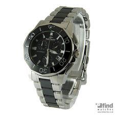 Ladies Rotary Aquaspeed Chronograph Bracelet Watch ALB00033/C/BLK RRP£249.00