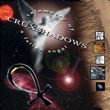 The Cruxshadows - Telemetry of a Fallen Angel CD (Crüxshadows) Anniversary Ed.