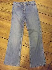 """Red Herring Girls Jeans. waist 26"""" Inside leg 26"""" Age 10 From the early 2000s"""