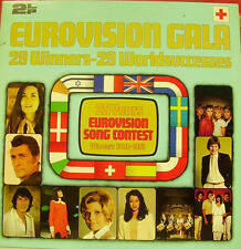 EUROVISION GALA-LYS ASSIA + CORRY BROKKEN + UDO JURGENS + VICKY LEANDROS +